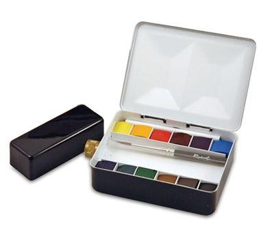 Sennelier Bijou Paint Set Drool Discount Art Supplies Art Kit
