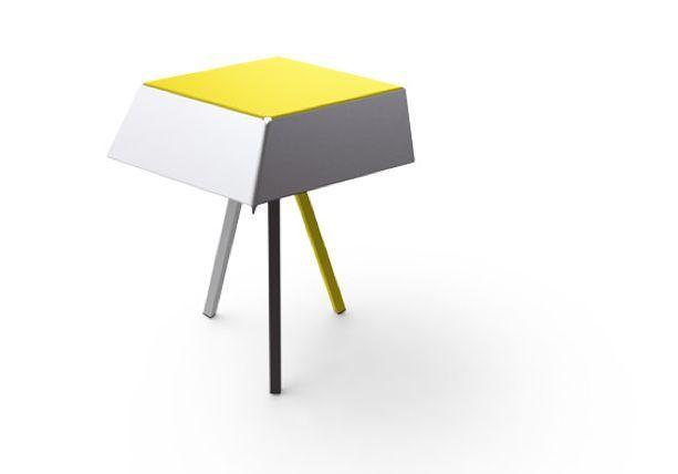 Puzzled Plywood Furnishings : Peter Qvist Lorentsen