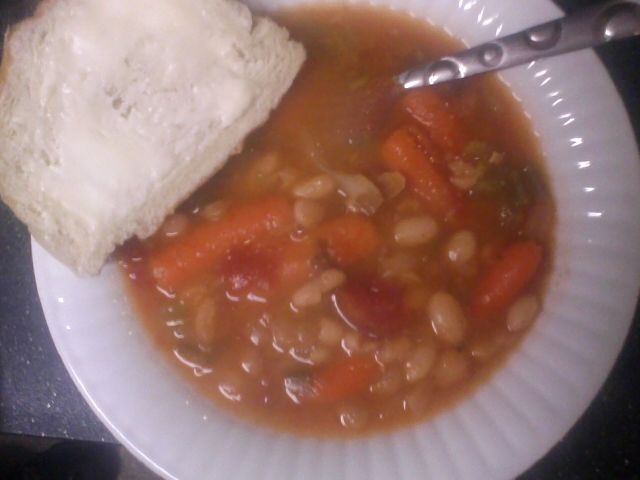 Granny's Great Bean Soup
