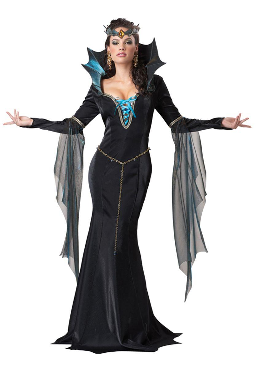 Evil Sorceress Costume - Fairy Tale Costumes at Escapade™ UK ...