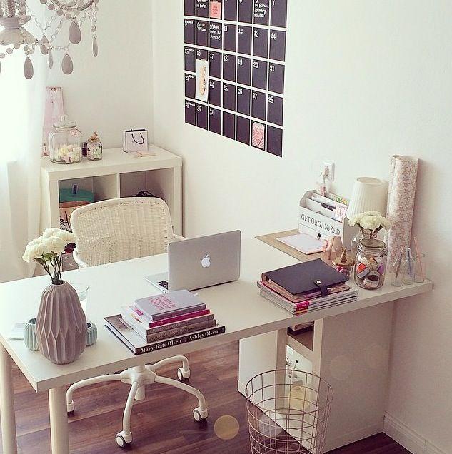 Study Room Decoration Diy: Tumblr Room Decor, Home Office