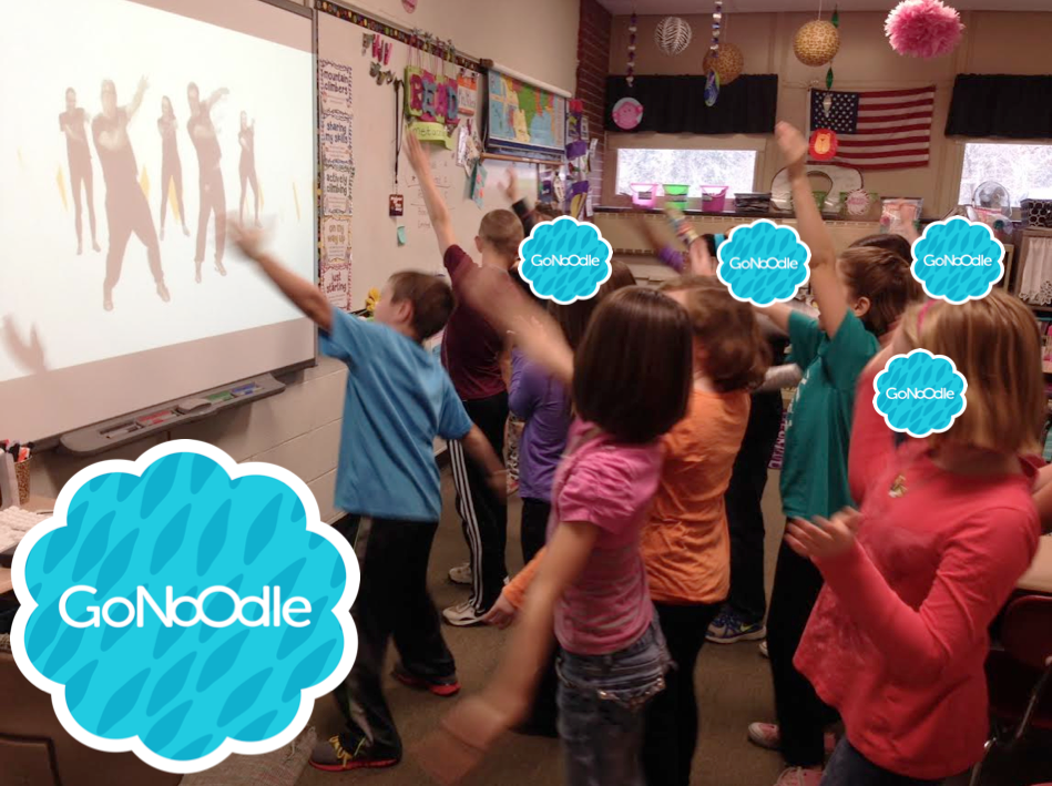 FREE Resource!  Brain Breaks Made Easy!  (One Extra Degree)
