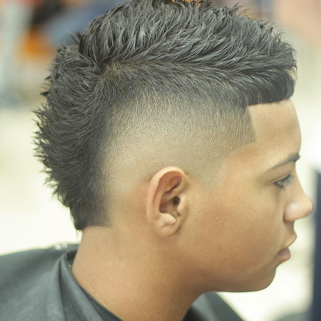 Pin On The Latest Barber Haircuts