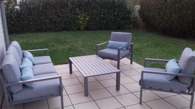 Pin En Muebles Terraza