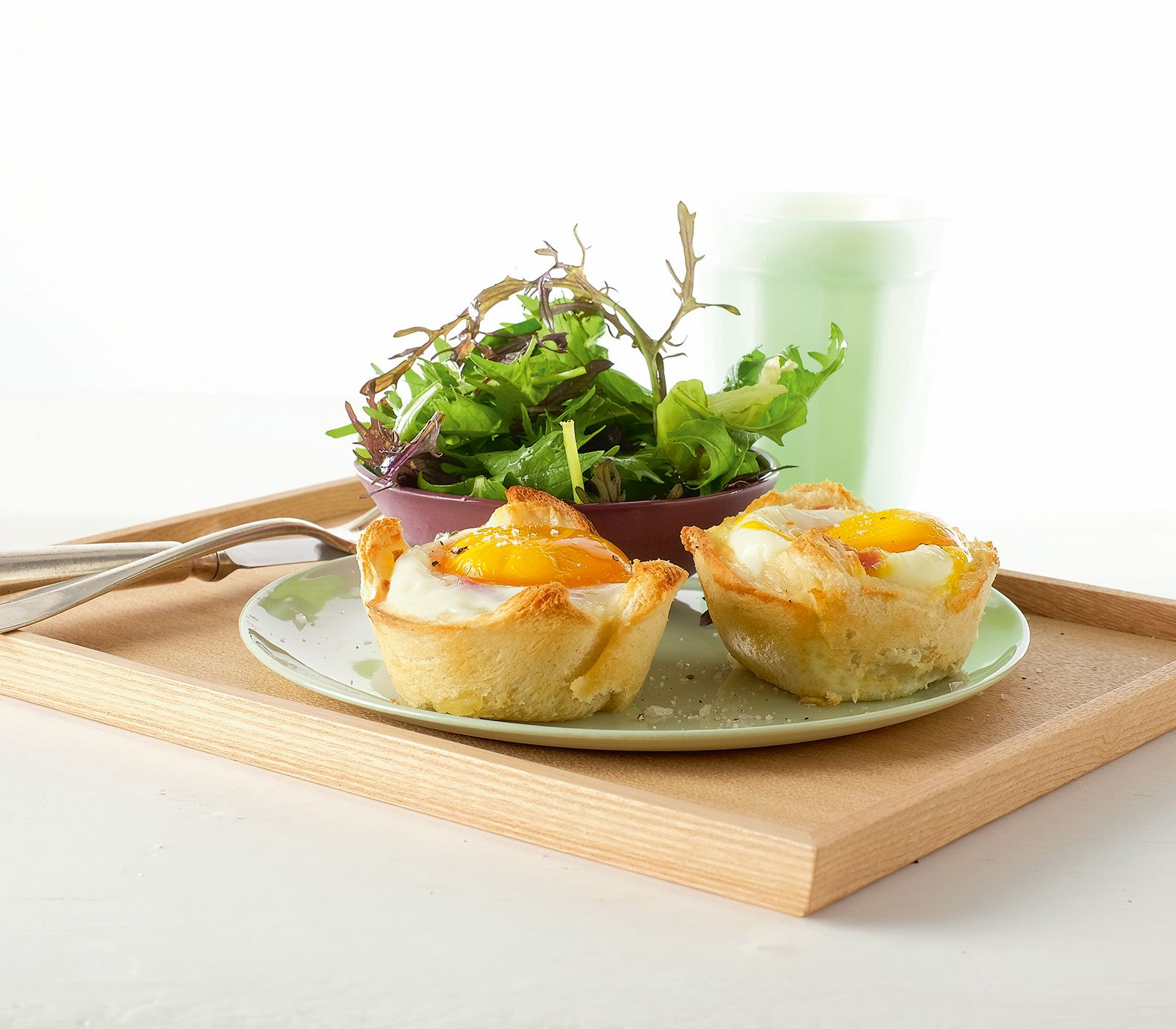 eier muffins mit salami und k se rezept brunch pinterest muffins ohne ei eier und mahlzeit. Black Bedroom Furniture Sets. Home Design Ideas