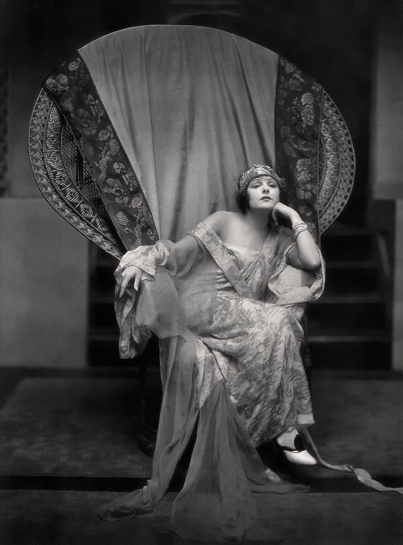 Norma Talmadge - Silent Film Legend and Actress - 40-Trading Cards Set
