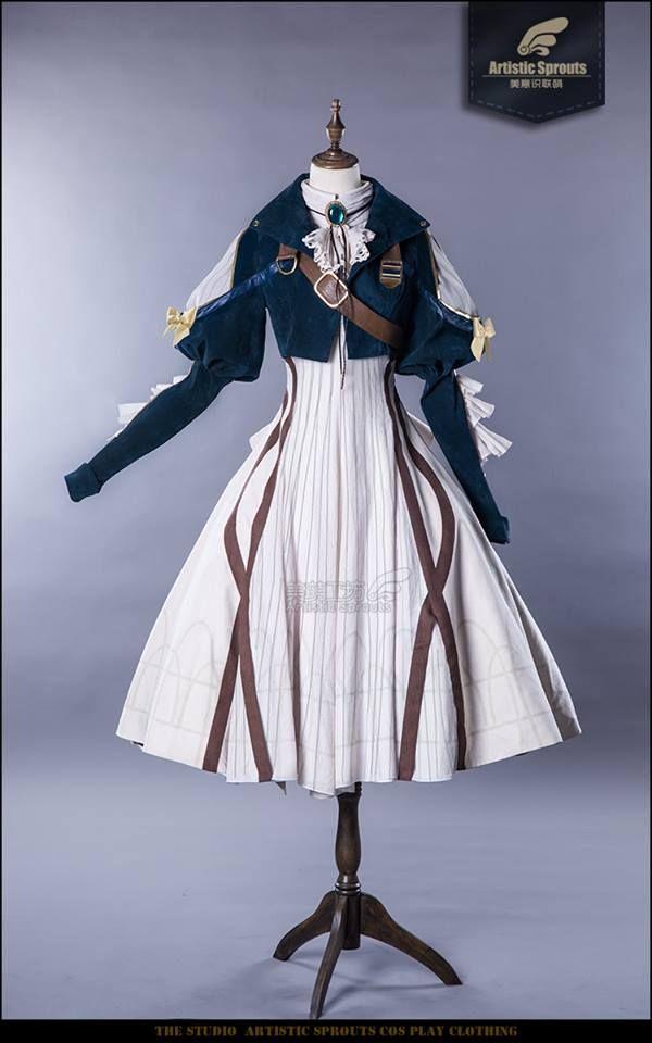 Violet Evergarden s dress  733ebae2e49a