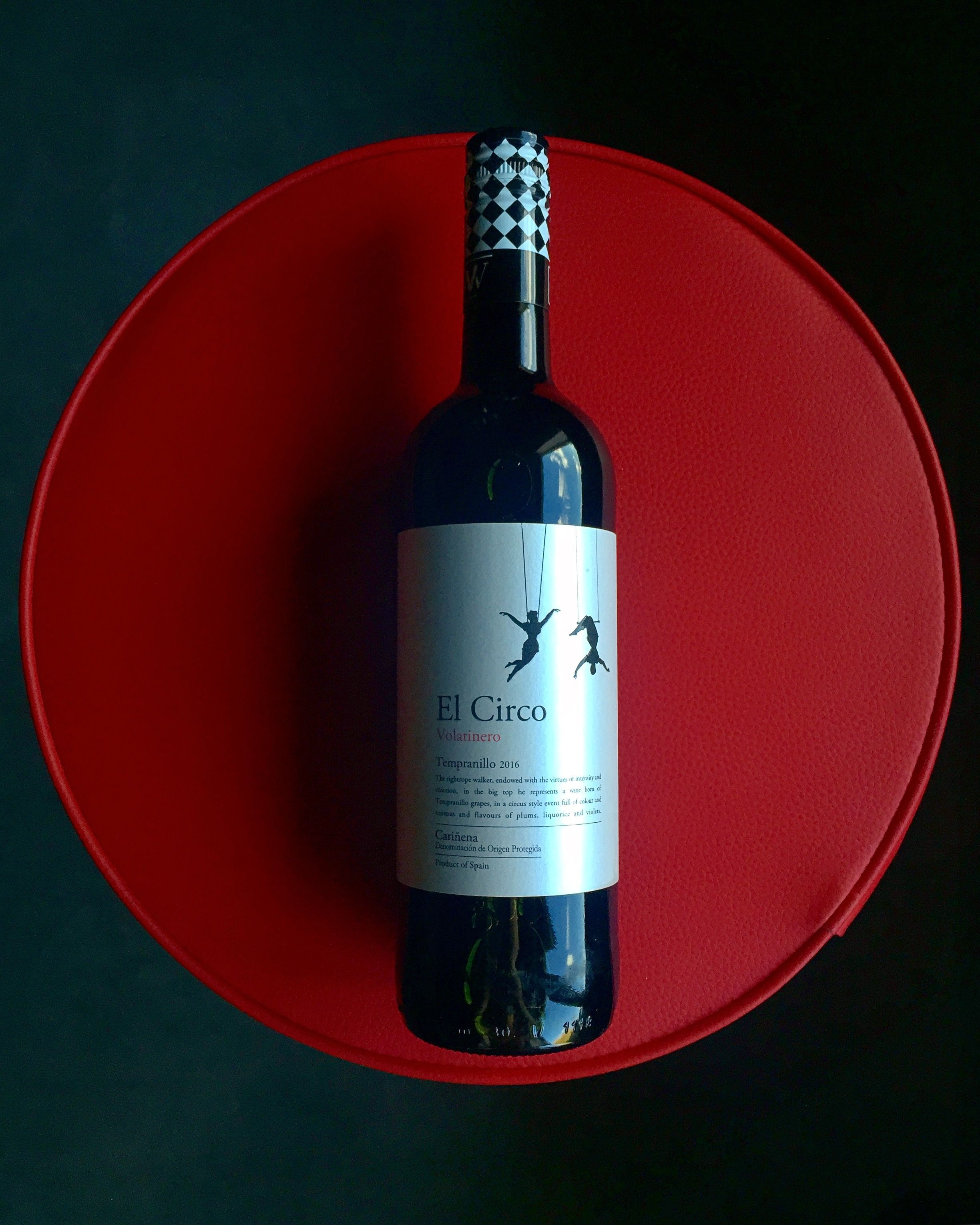 How About A 6 99 Tempranillo To Start Your Tuesday Off Well The El Circo Tempranillo Is Fab Order Now And We Ll Have It With You I Tempranillo Red Wine Wine