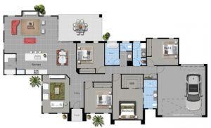 DanBuilt House Plan - Murrumbidgee