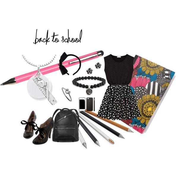 """""""Back To School Fashion Contest"""" by janet-palaggi on Polyvore"""