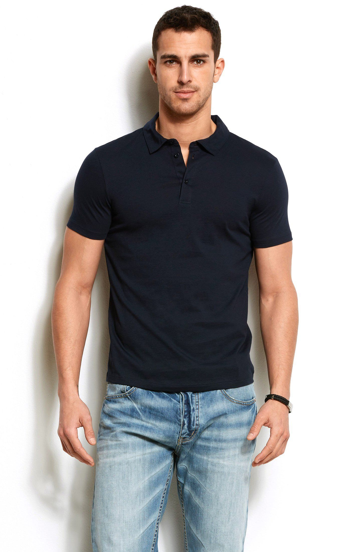 Cotton 29 Armani Pima Exchange Polo 99 Men´s Fashion Mens waTtqS