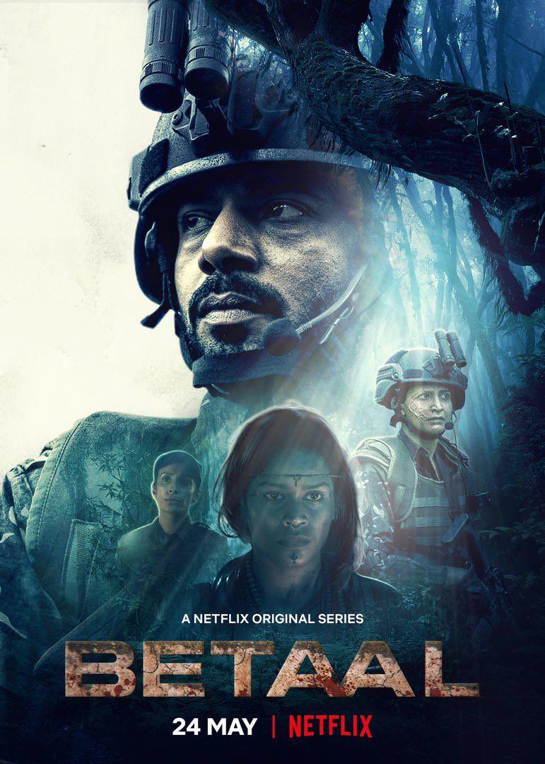 Betaal Official Trailer Viineet Kumar, Aahana Kumra