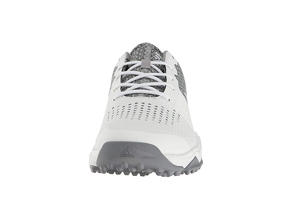 adidas Golf Adipower S Boost 3 Men s Golf Shoes FTWR White Silver Metallic  Light f20e4aea2