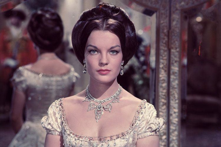 Romy Schneider as Sissi