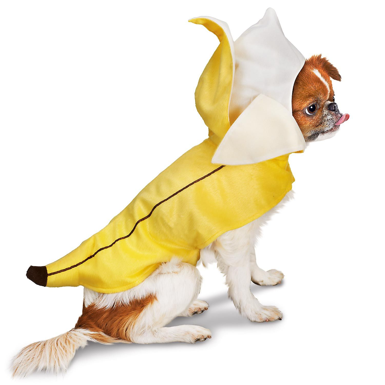 Petco Banana Halloween Dog Costume Pet Halloween Costumes Dog
