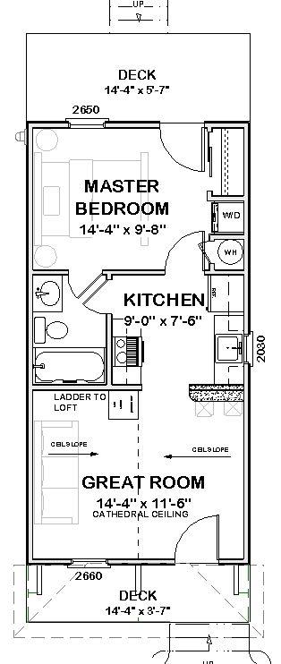Vhdesign mercy sq ft not including loft also house rh pinterest