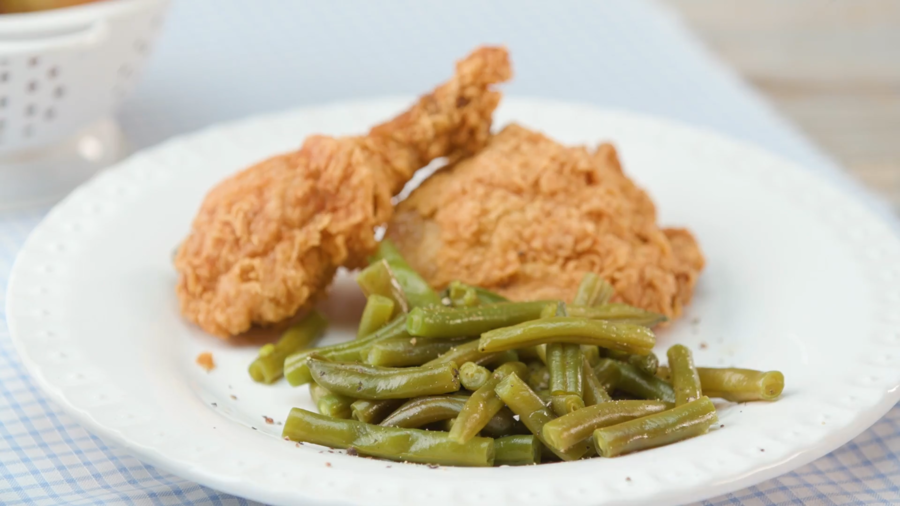 Classic Southern Side Dishes for Fried Chicken and More images
