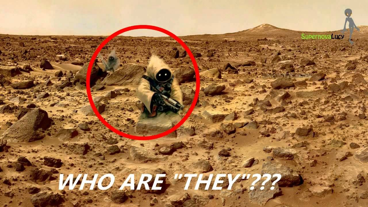 Life On Mars Proof