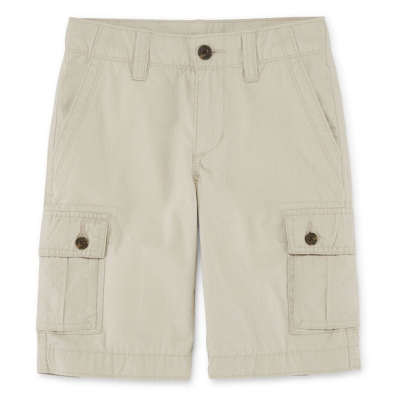 LEE Boys Wyoming Belted Cargo Shorts Loose fit size 8 10 12 14 14H 16 18 18H NEW