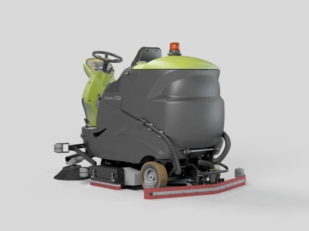 Ride On Floor Scrubbers Floor Scrubbers Scrubbers Heavy Duty