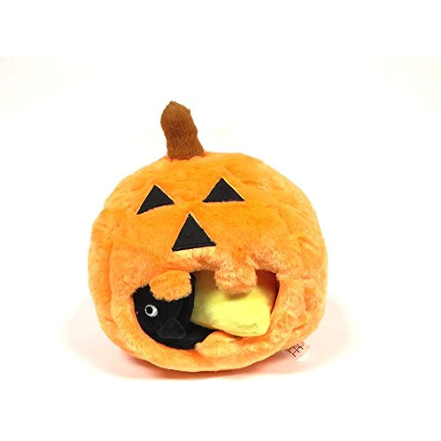 Midlee Pumpkin Find A Toy Halloween Dog Toy By Want Additional