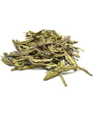 té verde Long Jing - Dragon Well orgánico