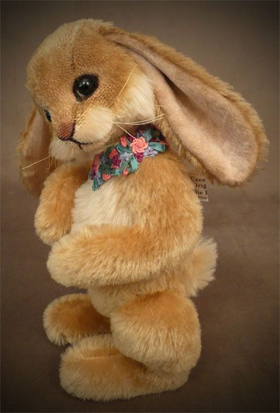 Sweet Bunny - Mill Creek Creations - by Rosalie Frischmann