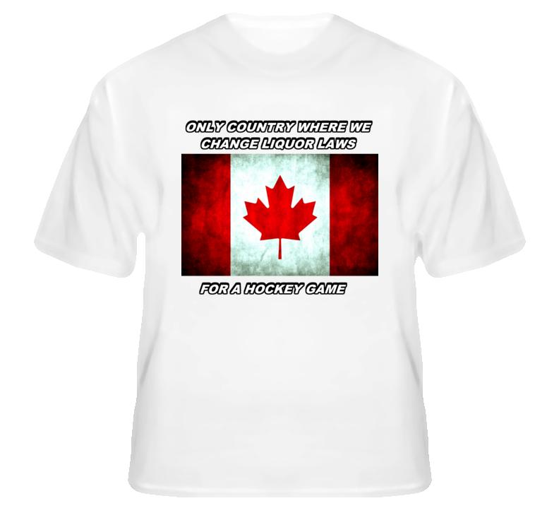 funny hockey t shirts canada