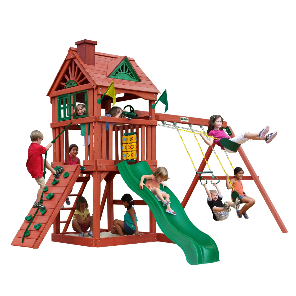 Online Shopping Bedding Furniture Electronics Jewelry Clothing More Wooden Swing Set Wooden Swings Gorilla Playsets