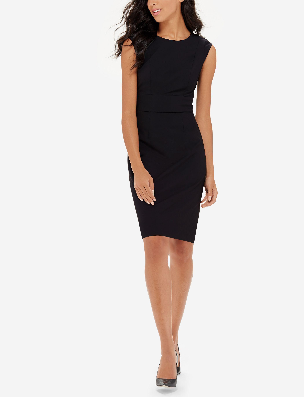 Collection V Back Sheath Dress Women S Dresses Black Sheath Dress Sheath Dress Fashion [ 2740 x 2100 Pixel ]