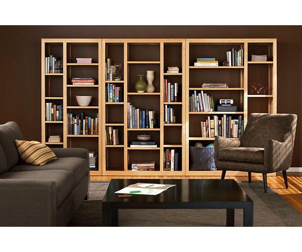 Woodwind Modern Open Back Bookcases Modern Bookcases Shelving Modern Office Furniture Living Room Furniture Layout Office Furniture Modern Shelves Modern Living Room