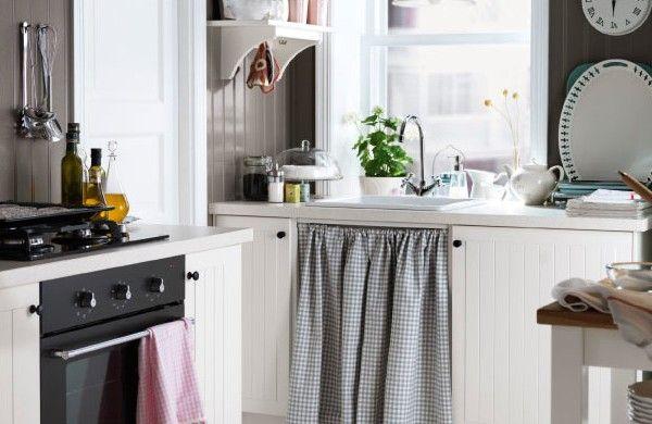 kreative-küchenideen-gesundes-essen-elektrogeräte Interieur - k chenzeile mit elektroger ten ikea
