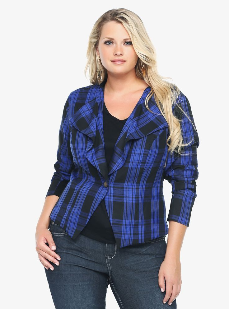 Affordable plus size trendy clothing for stylish overweight women ...
