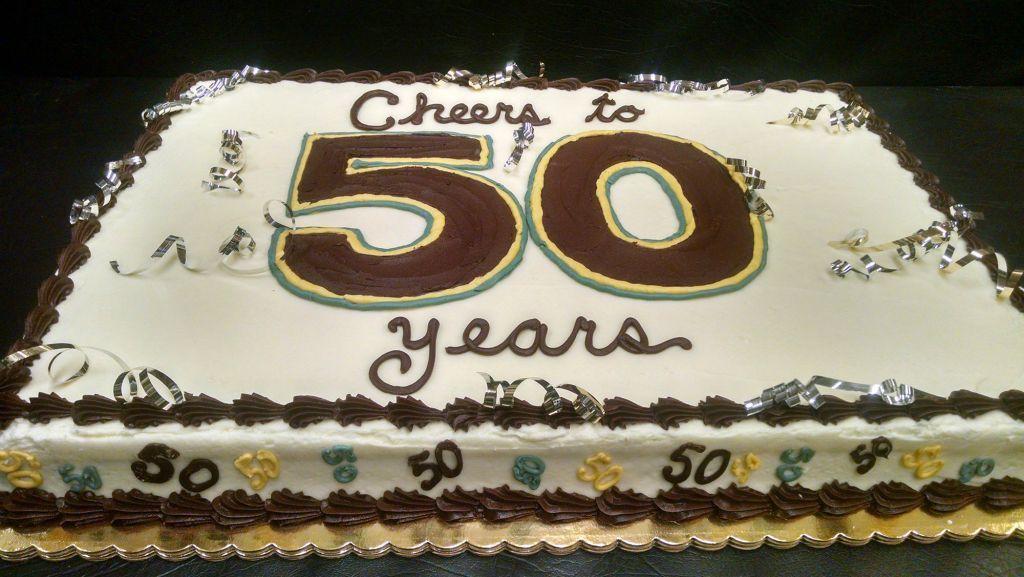 Marvelous 50Th Birthday Sheet Cake Ideas 50Th Birthday Sheet Cake Ideas Funny Birthday Cards Online Alyptdamsfinfo