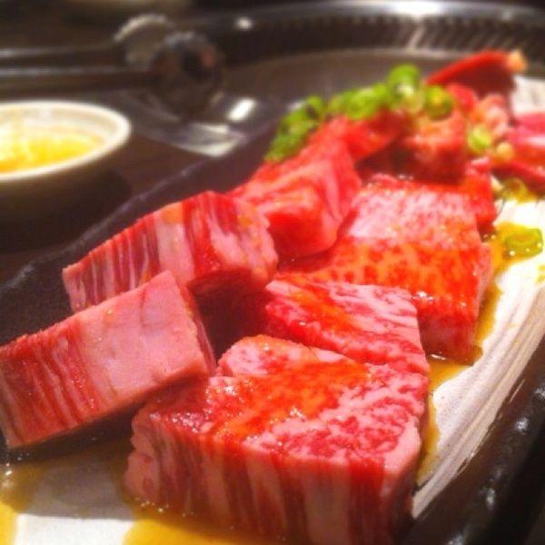 Beef yum