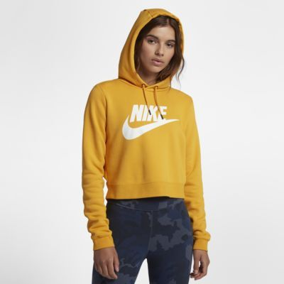 ebcc4bda959bd Nike Sportswear Rally Women's Cropped Hoodie | Quiero. | Nike ...