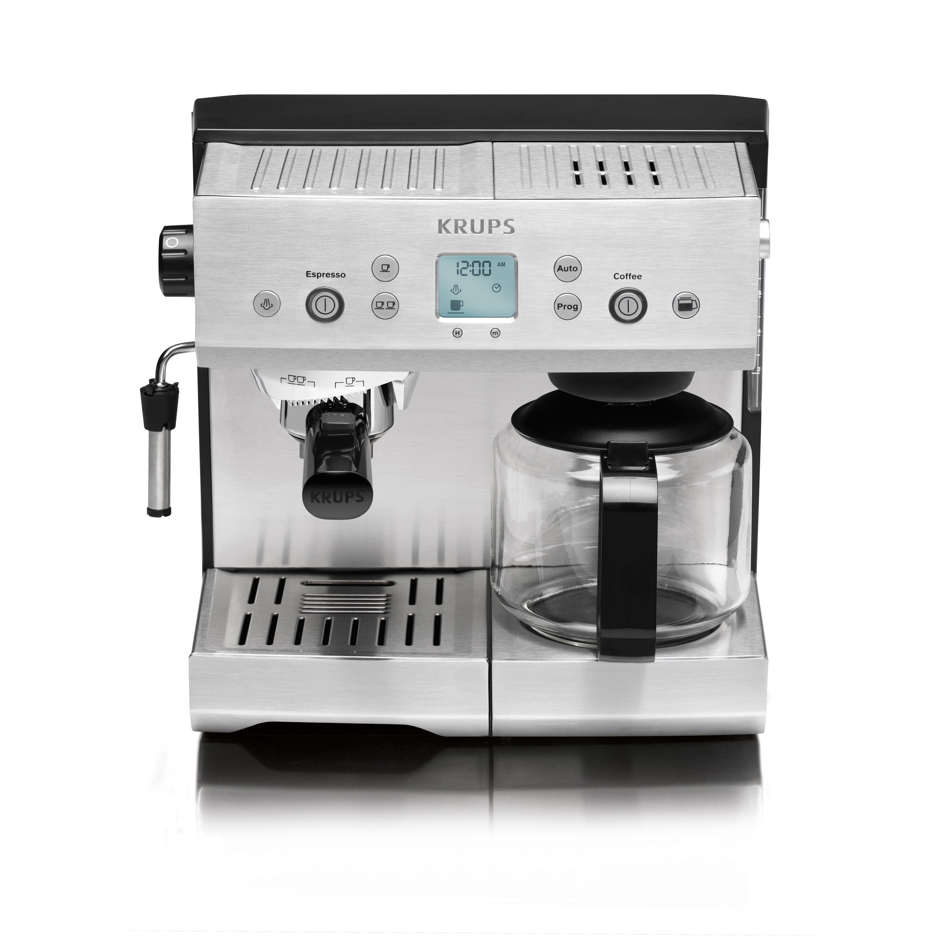 Have to have it. Krups XP2280 Combination Coffee and