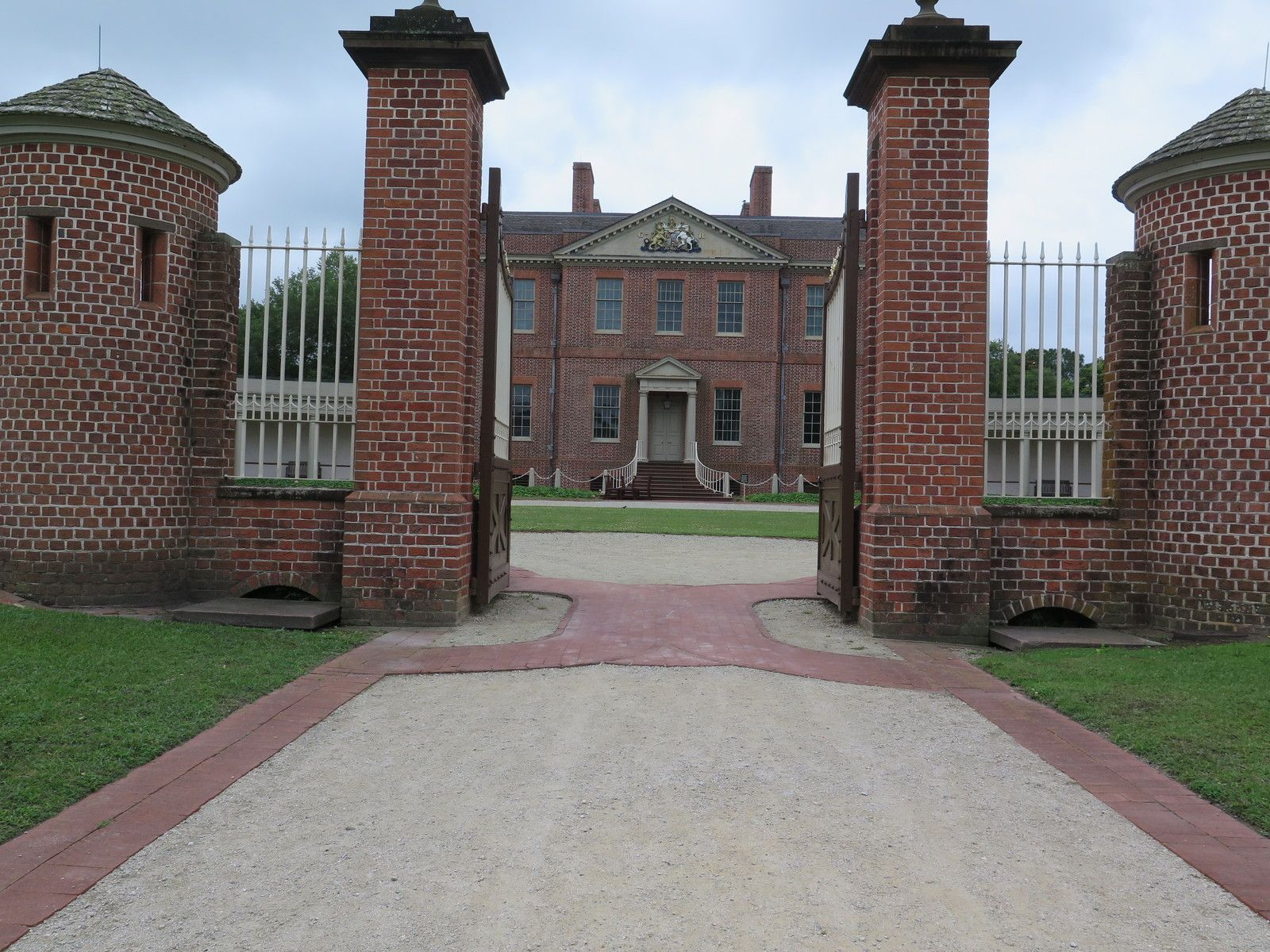 North Carolina History Center Tryon Palace Historic Site