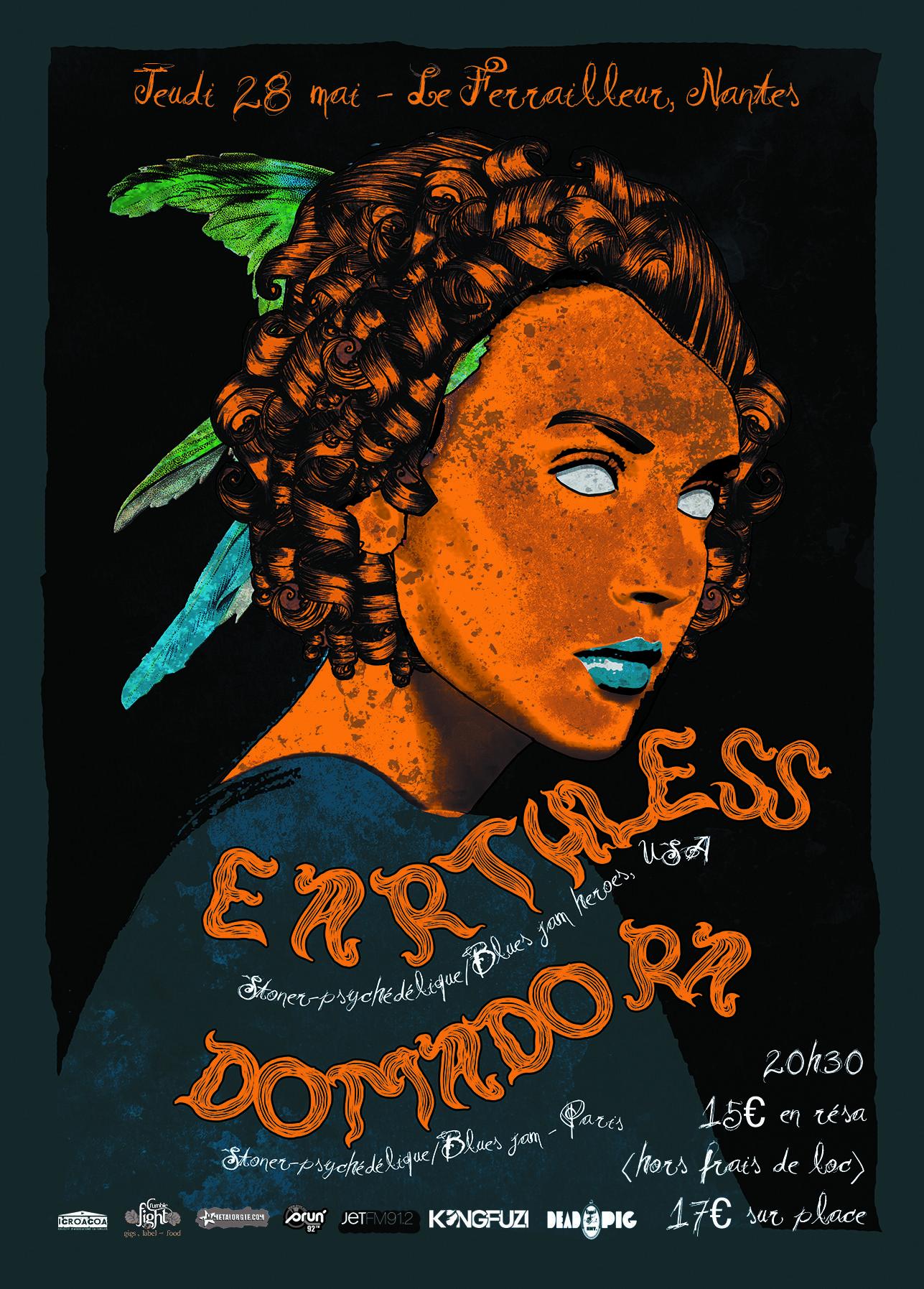 EARTHLESS en tournée !! INFOS : bit.ly/1FAHHbo