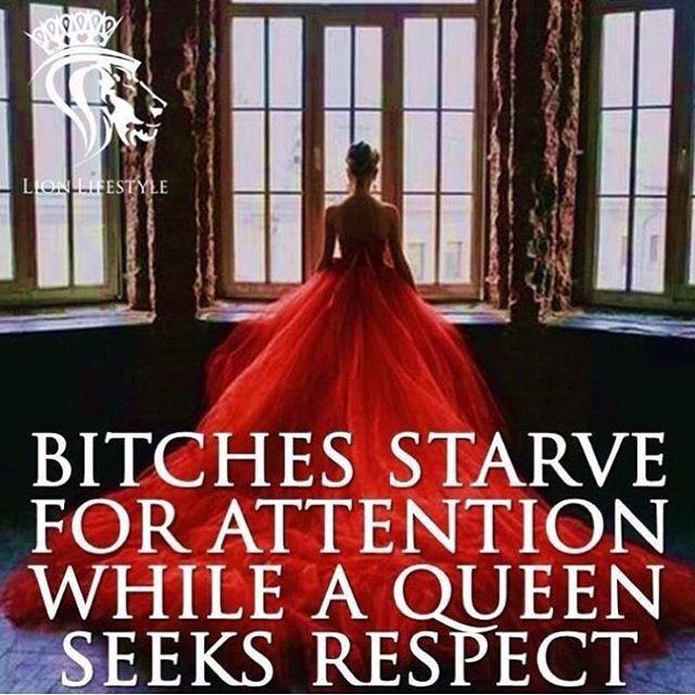 Attention Vs Respect Queen Citation Et Mots Vrais