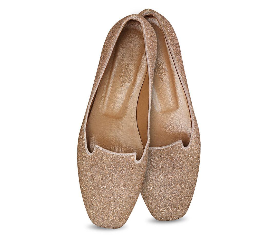 Chaussures Hermès Holly - Mocassins - Femme   Hermès, Site Officiel ... 2486b3ef2c09