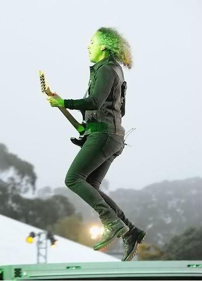 Kirk Hammett Picture Thread