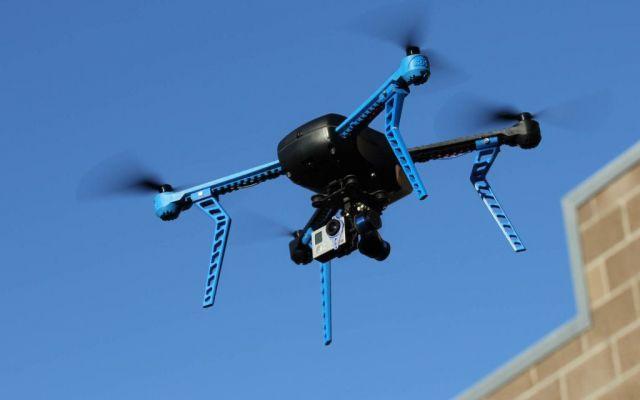 Droni, il DroneShow di Ferrara