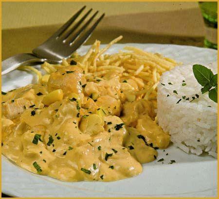 Image Result For Recetas De Cocina Pollo Strogonoff