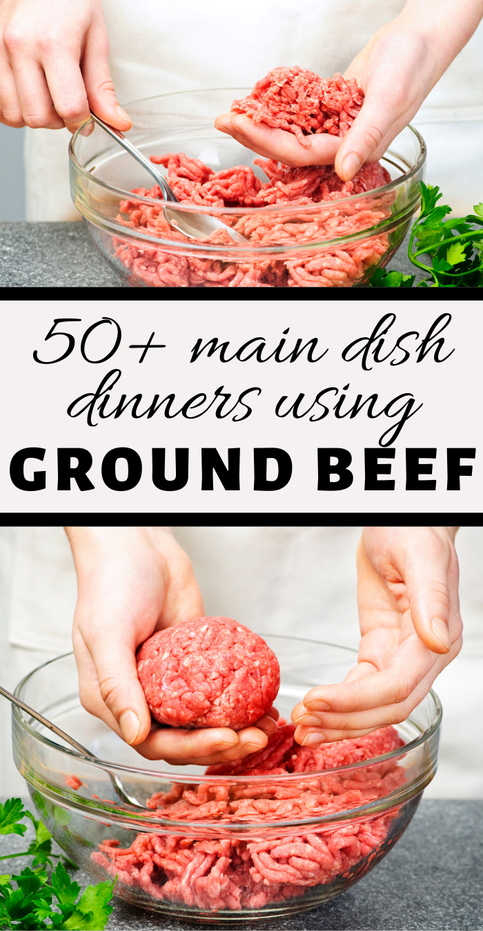 Over 50 Hamburger Meat Recipes In 2021 Ground Beef Recipes Easy Recipes Meat Recipes