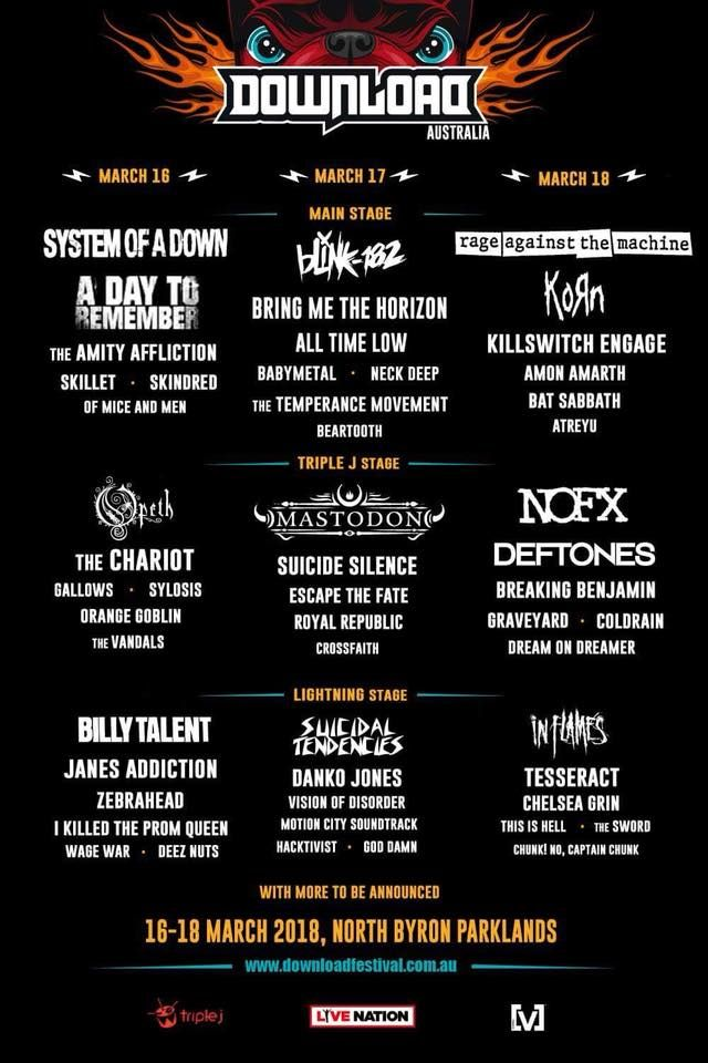 In Case You Weren T Sure Yet Those Download Fest Posters Are