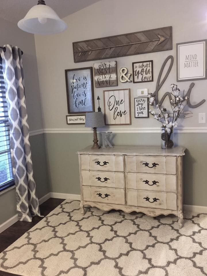 But With Photos Not Just Sayings Farmhouse Style Decor Rustic Living