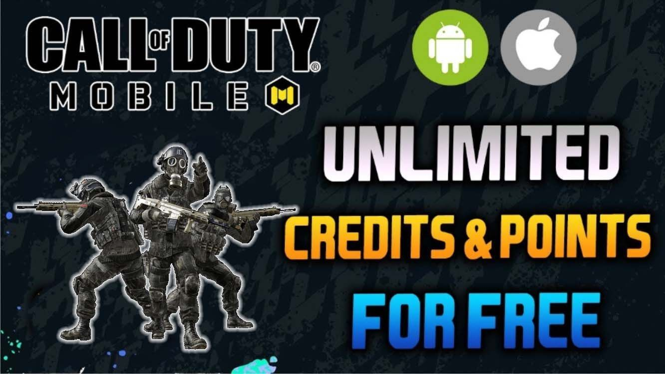 Call Of Duty Mobile Hack UNLIMITED Free Credits and Cod