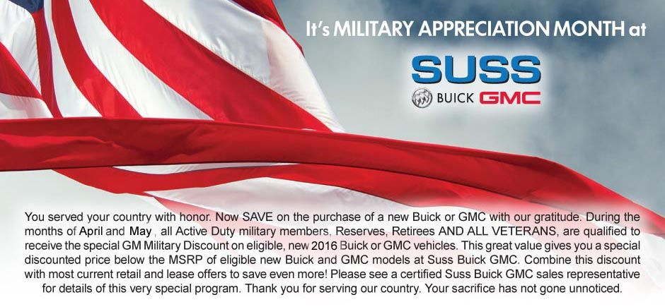 Suss Buick Gmc >> Suss Buick Gmc Is A Aurora Buick Gmc Dealer And A New Car