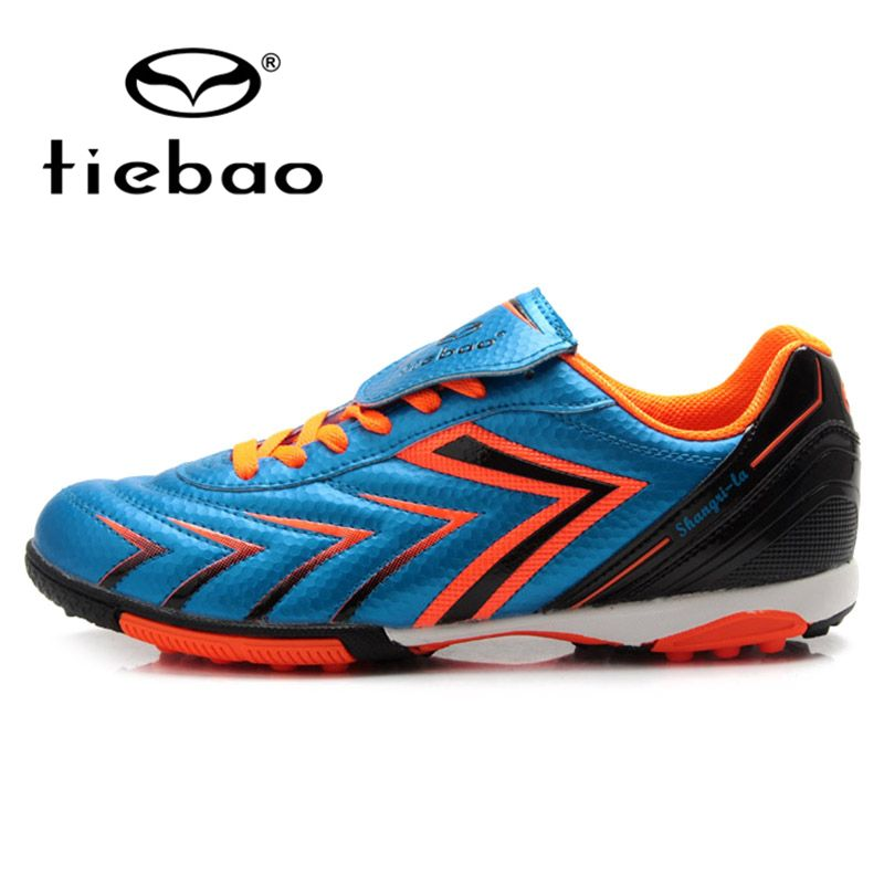 ac3cfdb9d26 TIEBAO Professional Men Women TF Turf Sole Football Boots Outdoor Sport  Training Shoes Outdoor Soccer Shoes